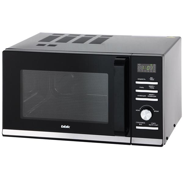 Микроволновая печь с грилем и конвекцией BBK 25MWC-991T/B