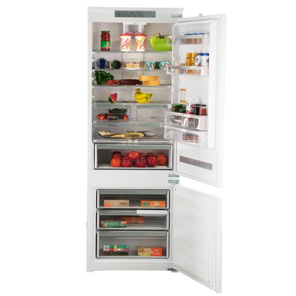 Купить Встраиваемый холодильник комби Whirlpool SP40 802 EU в каталоге интернет магазина М.Видео по выгодной цене с доставкой, отзывы, фотографии - Краснодар