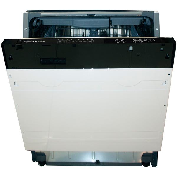 Встраиваемая посудомоечная машина 60 см Zigmund & Shtain DW 169.6009 X