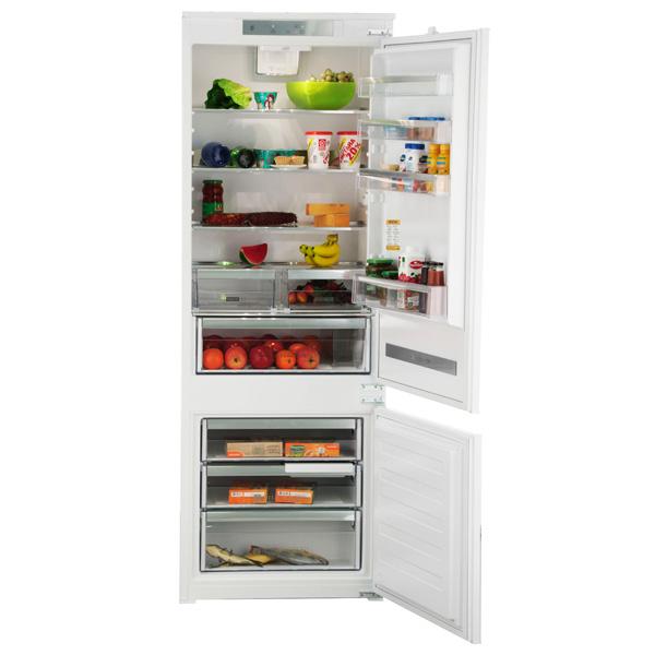 Встраиваемый холодильник комби Whirlpool SP40 801 EU - характеристики, техническое описание в интернет-магазине М.Видео - Вологда - Вологда