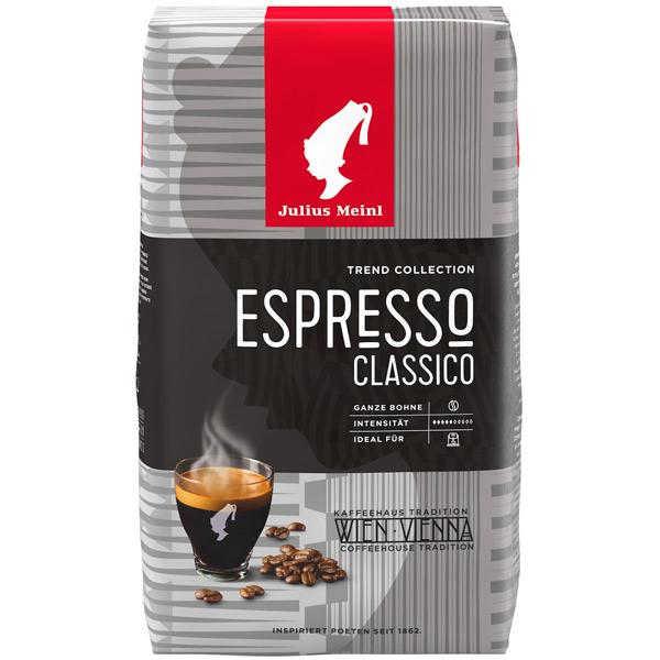 Кофе в зернах Julius Meinl Эспрессо Классико Тренд Коллекция 1кг