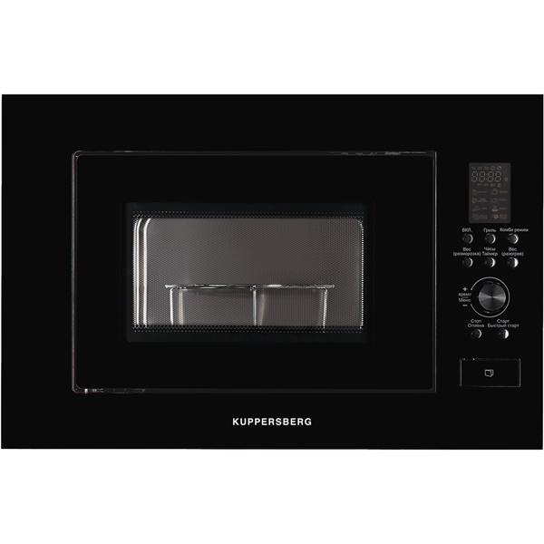 Встраиваемая микроволновая печь Kuppersberg HMW 650 Black