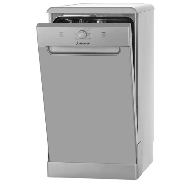 Посудомоечная машина (45 см) Indesit DSCFE 1B10 S RU