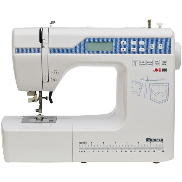Швейная машина Minerva — JNC100