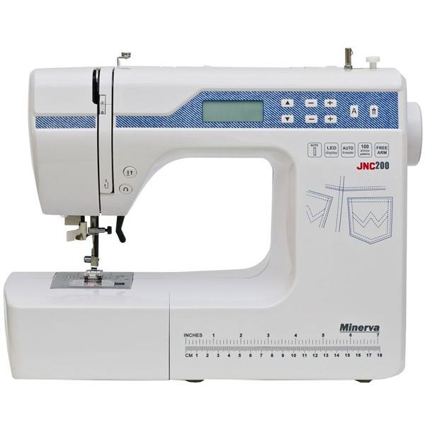 Швейная машина Minerva — JNC200