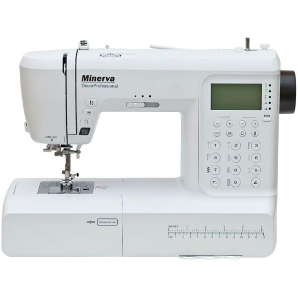 Швейная машина Minerva — DecorProfessional