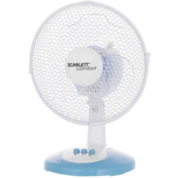 Купить Вентилятор настольный Scarlett SC-DF111S06 в каталоге интернет магазина М.Видео по выгодной цене с доставкой, отзывы, фотографии - Ярославль