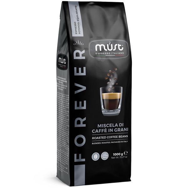 Кофе в зернах Must