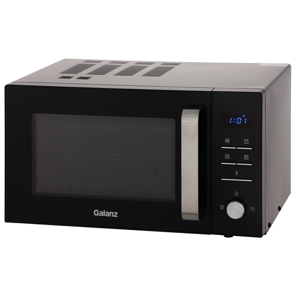 Микроволновая печь с грилем Galanz MOG-2376D черного цвета