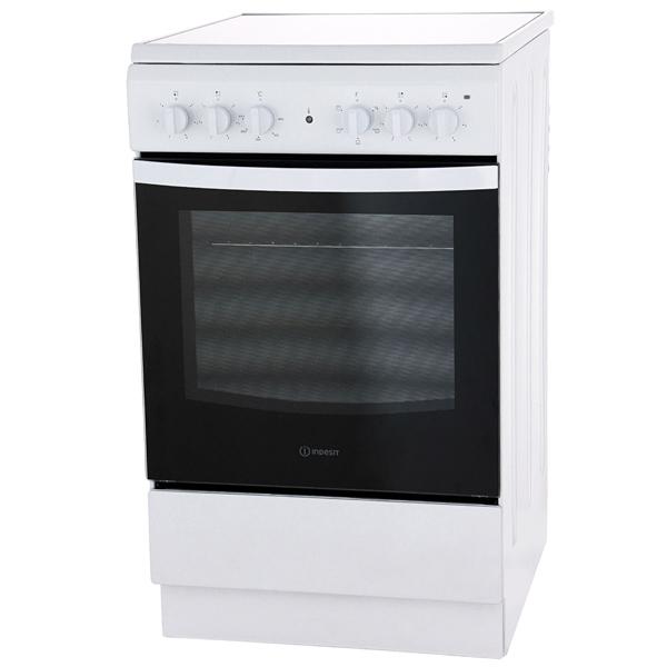 Электрическая плита (50-55 см) Indesit