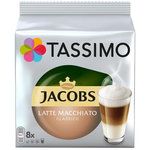 Кофе в капсулах Tassimo