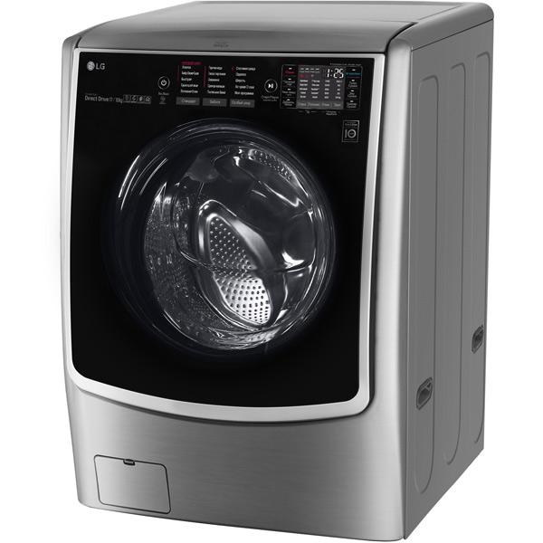 Купить Стиральная машина стандартная LG TW7000DS в каталоге интернет магазина М.Видео по выгодной цене с доставкой, отзывы, фотографии - Москва