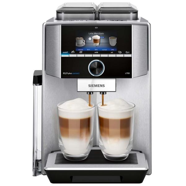Кофемашина Siemens EQ.9 plus connect s700(TI9573X1RW)