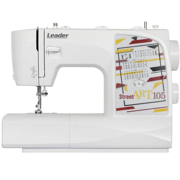 Купить Швейная машина Leader StreetArt 105 в каталоге интернет магазина М.Видео по выгодной цене с доставкой, отзывы, фотографии - Ярославль