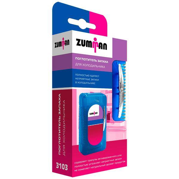 Поглотитель запаха в холодильнике Zumman Поглотитель угольный 3103