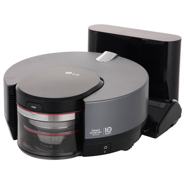 Робот-пылесос LG CordZero R9MASTER