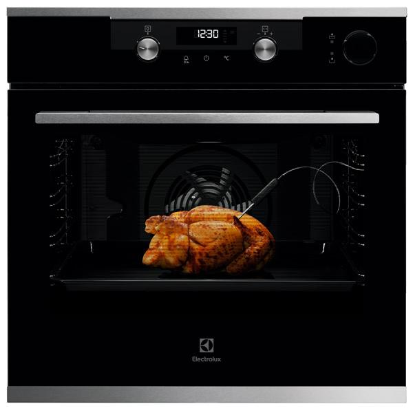 Электрический духовой шкаф Electrolux Intuit 700 OKC6H41X