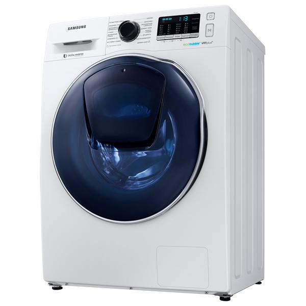Стиральная машина с сушкой Samsung — WD80K52E0ZW