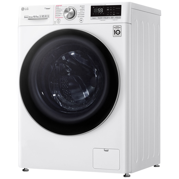 Стиральная машина стандартная LG AIDD TW4V7RW1W - характеристики, техническое описание в интернет-магазине М.Видео - Тамбов - Тамбов