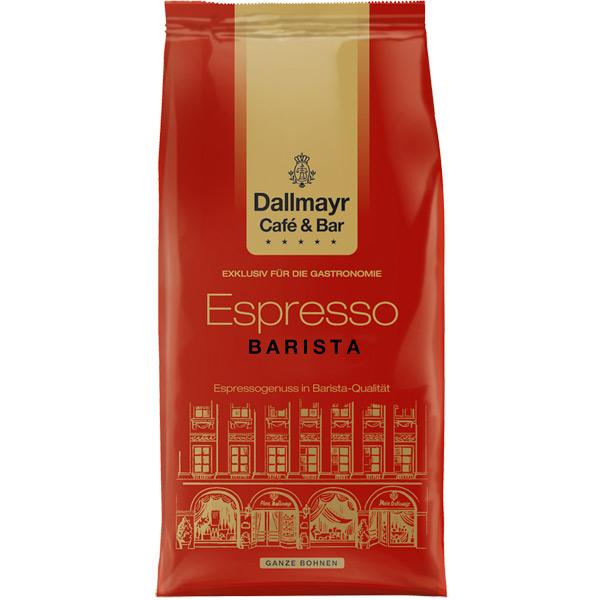 Кофе в зернах Dallmayr Espresso Barista 1000г
