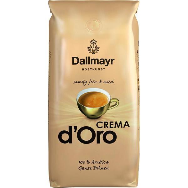 Кофе в зернах Dallmayr Crema d`Oro 500г