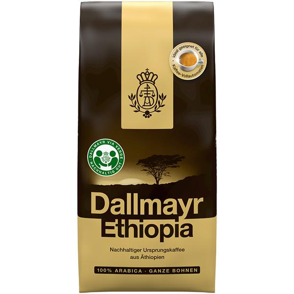 Кофе в зернах Dallmayr Ethiopia 500г
