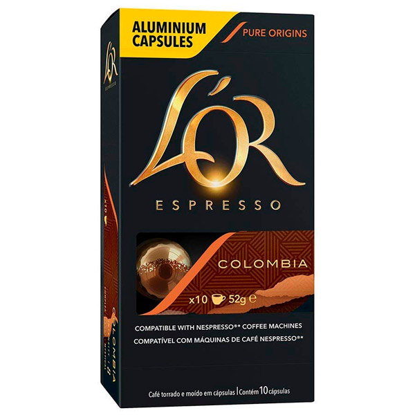 Кофе в капсулах L\'Or Espresso Colombia Andes 52г