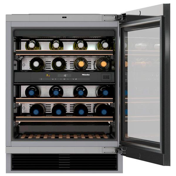 Встраиваемый винный шкаф Miele