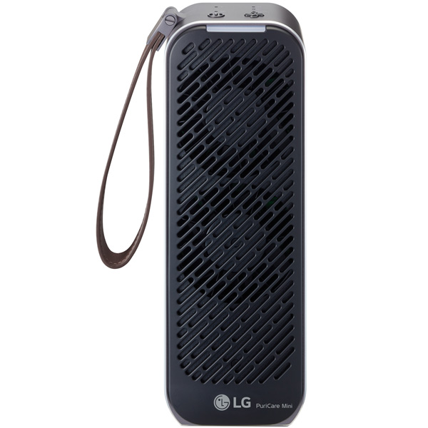 Воздухоочиститель LG AP151MBA1.AERU Black