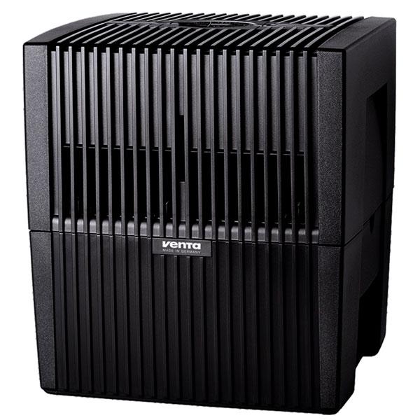 Купить Воздухоувлажнитель-воздухоочиститель Venta LW15 Comfort plus Black в каталоге интернет магазина М.Видео по выгодной цене с доставкой, отзывы, фотографии - Москва