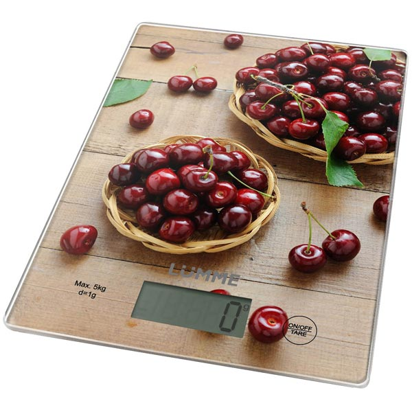 Весы кухонные Lumme