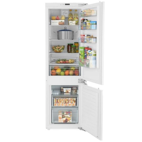 Купить Встраиваемый холодильник комби Scandilux CFFBI 256 E в каталоге интернет магазина М.Видео по выгодной цене с доставкой, отзывы, фотографии - Смоленск