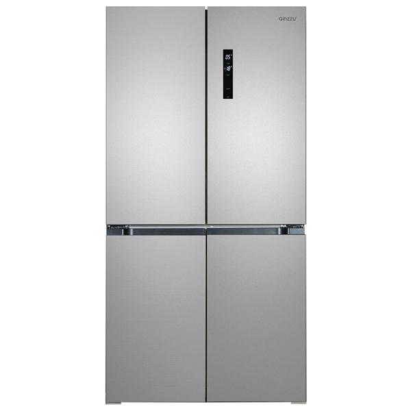 Холодильник многодверный Ginzzu NFK-575 Steel