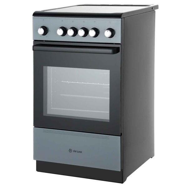 Электрическая плита (50-55 см) De Luxe