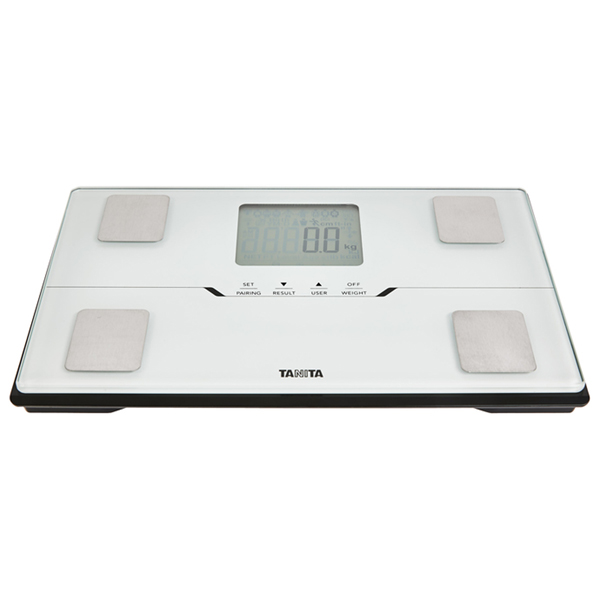 Умные весы Tanita BC-401 White