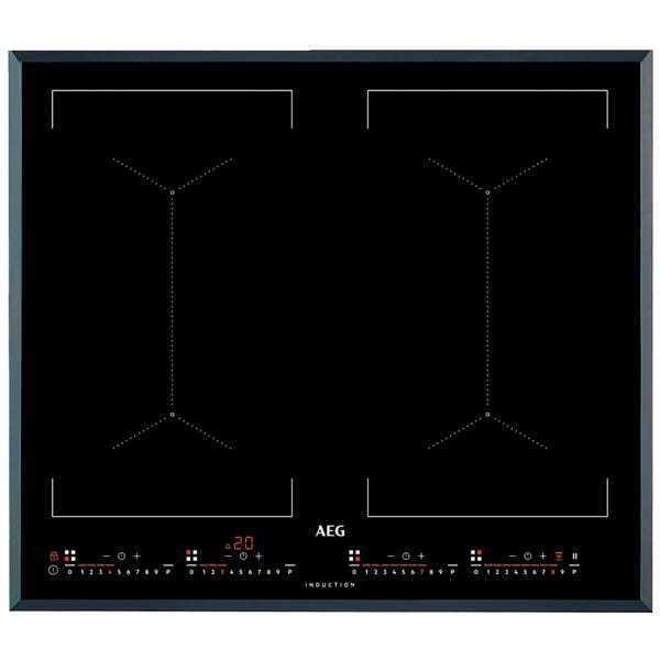 Встраиваемая индукционная панель AEG IKR64651FB фото