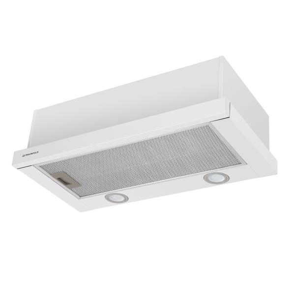 Вытяжка встраиваемая в шкаф 50 см Maunfeld VS FAST 50 White