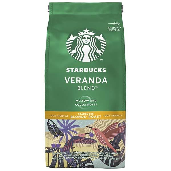 Кофе молотый Starbucks Veranda Blend Blonde Roast 200g