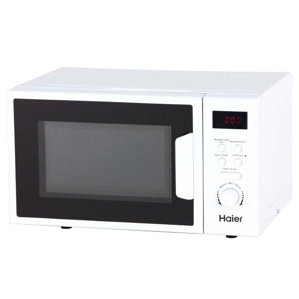 Микроволновая печь с грилем Haier HMX-DG207W