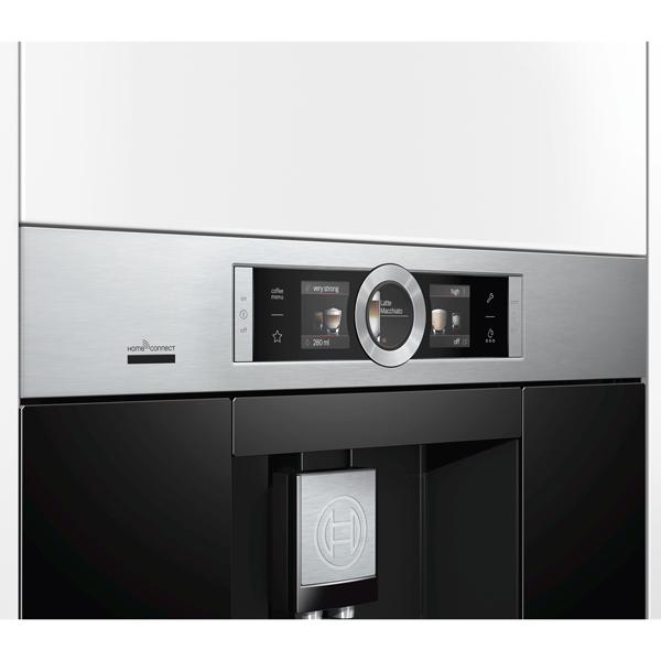 Встраиваемая кофемашина Bosch Serie|8 CTL636ES6