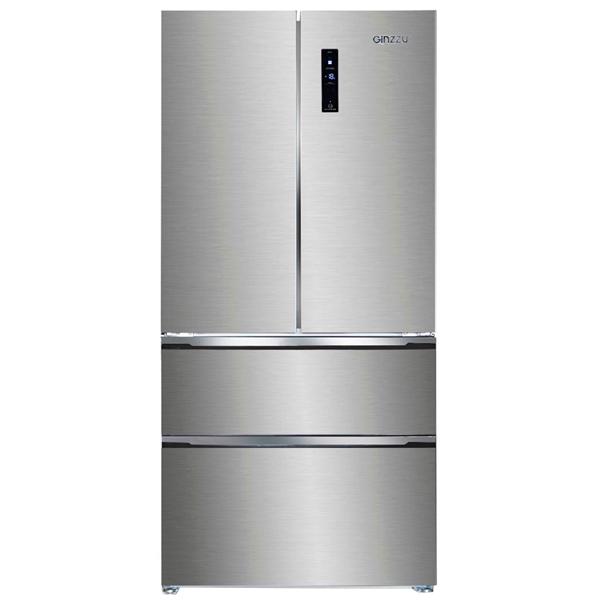 Холодильник многодверный Ginzzu NFK-570Х