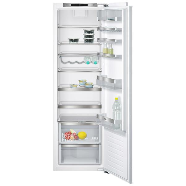 Встраиваемый холодильник однодверный Siemens iQ500 KI81RAD20R - характеристики, техническое описание в интернет-магазине М.Видео - Москва - Москва