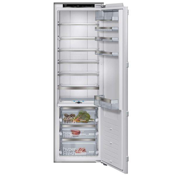 Купить Встраиваемый холодильник однодверный Siemens iQ700 KI81FPD20R в каталоге интернет магазина М.Видео по выгодной цене с доставкой, отзывы, фотографии - Москва