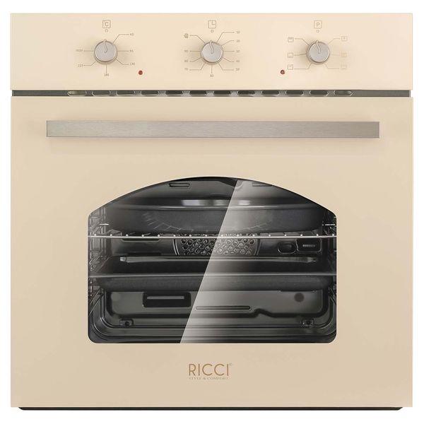 Электрический духовой шкаф Ricci