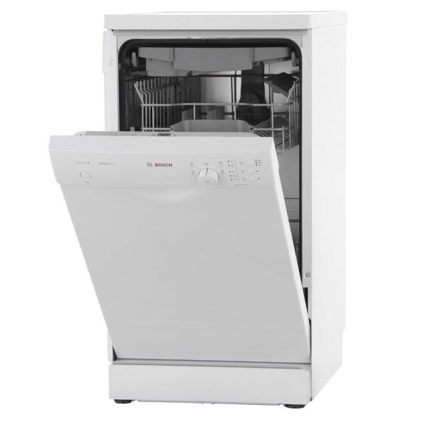 Купить Посудомоечная машина (45 см) Bosch Serie | 2 SPS25FW03R в каталоге интернет магазина М.Видео по выгодной цене с доставкой, отзывы, фотографии - Москва