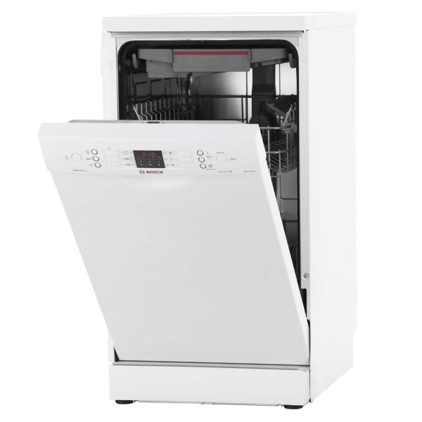 Купить Посудомоечная машина (45 см) Bosch Serie | 4 SPS46NW03R в каталоге интернет магазина М.Видео по выгодной цене с доставкой, отзывы, фотографии - Москва