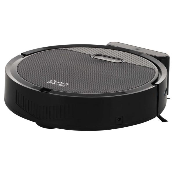 Купить Робот-пылесос Elari SmartBot SBT-001W Black в каталоге интернет магазина М.Видео по выгодной цене с доставкой, отзывы, фотографии - Москва
