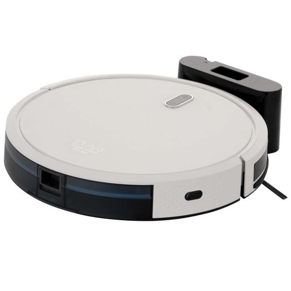 Купить Робот-пылесос Elari SmartBot Turbo SBT-002T White в каталоге интернет магазина М.Видео по выгодной цене с доставкой, отзывы, фотографии - Хабаровск
