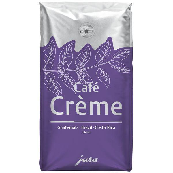 Кофе в зернах Jura Cafe Creme 250 гр.