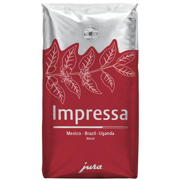 Кофе в зернах Jura Impressa 250 гр.